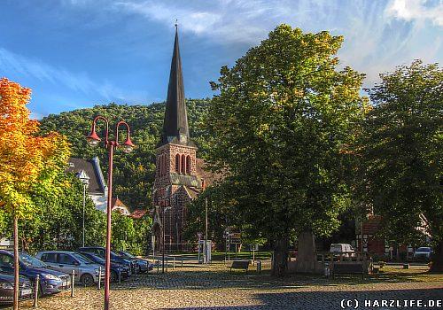 Kirche St. Georg-Marien in Ilfeld