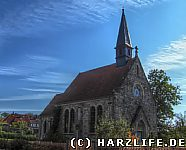 Die katholische Kirche St. Bonifatius