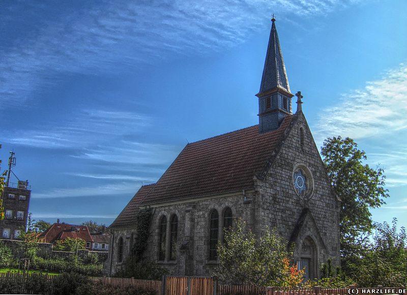 Die katholische Kirche St. Bonifatius in Ellrich