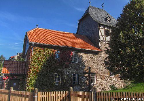 St.-Nicolai-Kirche Krimderode