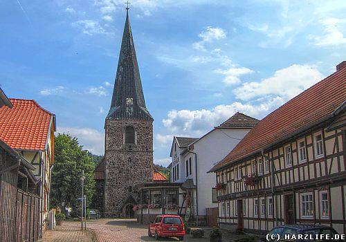 Kirche St. Georg in Neustadt
