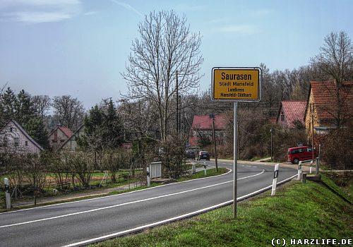 Die Bundesstraße 242