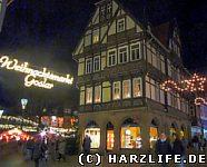 Der Goslarer Weihnachtsmarkt