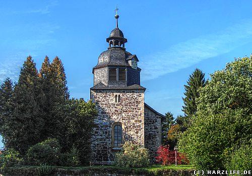 Die Johanniskirche zu Werna