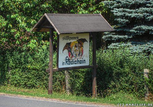 Willkommen in Rodishain