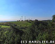 Windkraftanlagen auf dem Stöckerberg