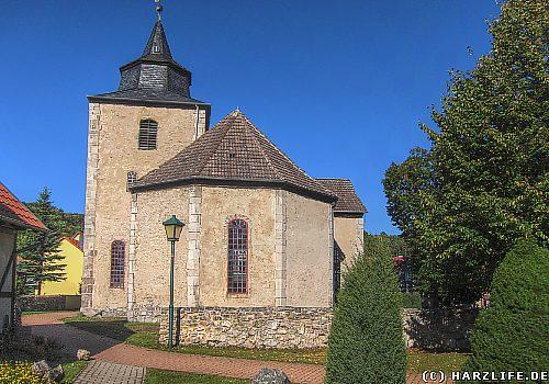 St.-Johannis-Kirche in Woffleben