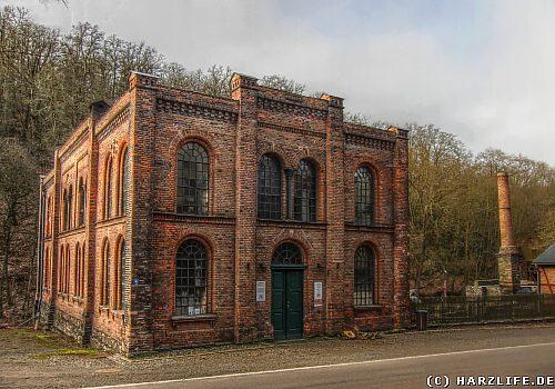 Die Neue Maschinenfabrik im Carlswerk in Mägdesprung