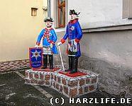 Figurengruppe Preußen