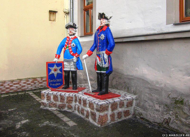 Gerbstedt - die preußische Garnisionsstadt