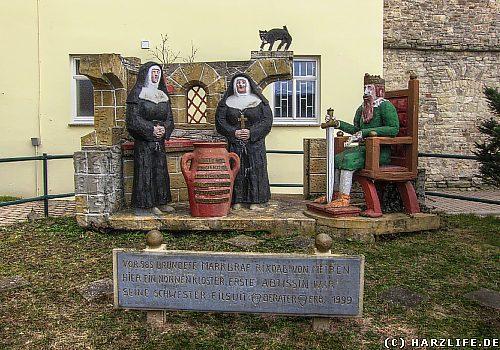 Das Kloster Gerbstedt