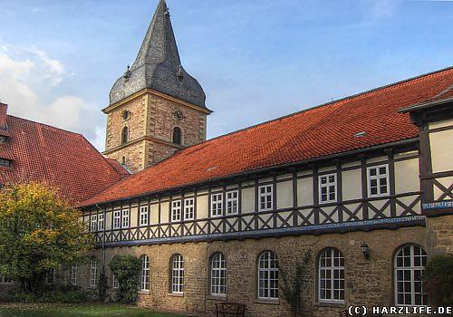 Kloster Wöltingerode - Innenhof
