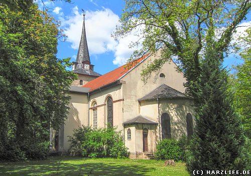 Reinstedt - Laurentiuskirche