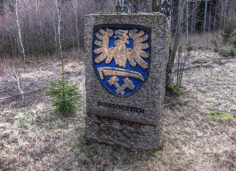 Gedenkstein für die vertriebenen Oberschlesier
