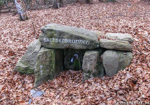 Der Sachsenbrunnen