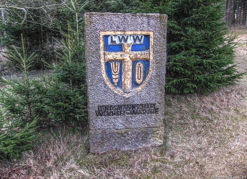 Gedenkstein der Landsmannschaft Weichsel-Warthe