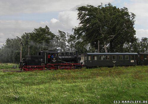 Der Bahnhof Siersleben