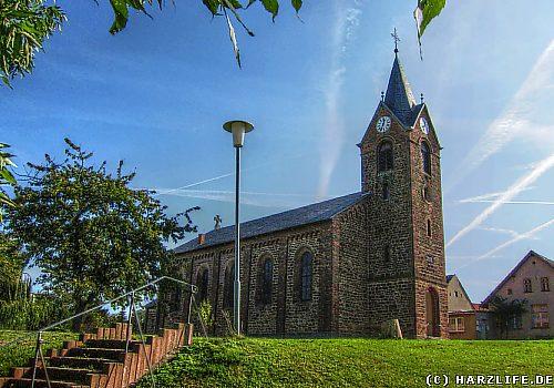 Die St.-Nikolaus-Kirche in Bräunrode