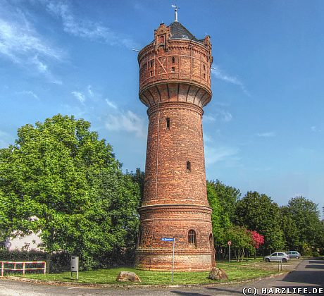Der Froser Wasserturm