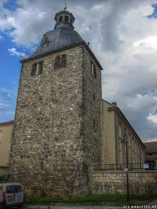 Die St.-Stephani-Kirche in Gernrode