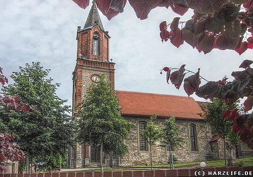 Mehringen - Kirche