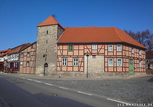Im Schachdorf Ströbeck